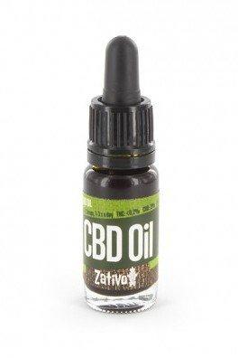 Zativo CBD Oil (4% CBD)