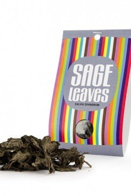 Salvia divinorum leaves, 10 grams