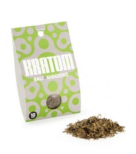 Kratom Bali (Mitragyna speciosa), 10 grams