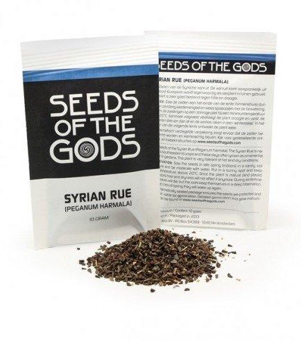 Syrian Rue (Peganum Harmala), 10 grams