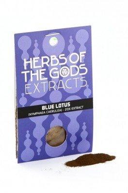 Nymphaea Caerulea (Blue Lotus) extract 20x