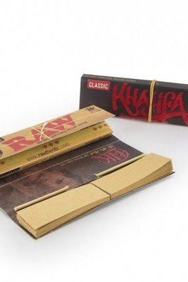 Wiz Khalifa Rolling Papers King Size + Tips