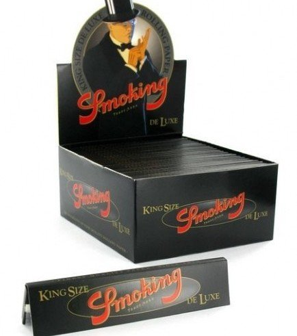 Smoking DeLuxe Rolling Papers King Size