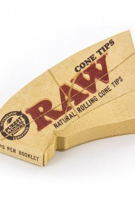 RAW Rolling Tips  Cone Shaped