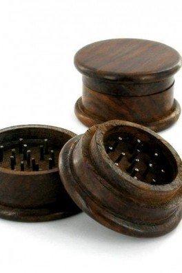 Wooden Grinder Basic