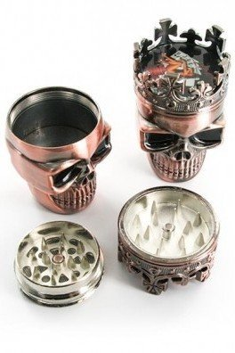King Skull Weed Crusher