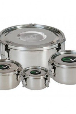 Cvault Storage Tin, Small