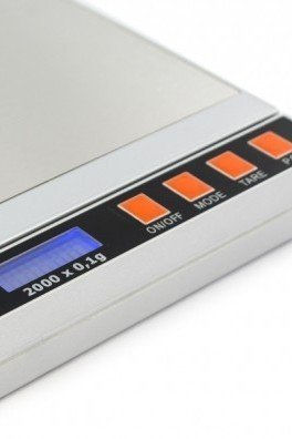 Digital Weighing Scale Dipse 2000 (2000g x 0,1g)