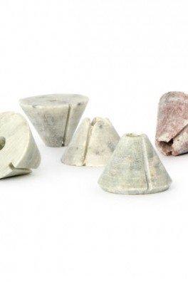 Chillum Stones (5 pcs)