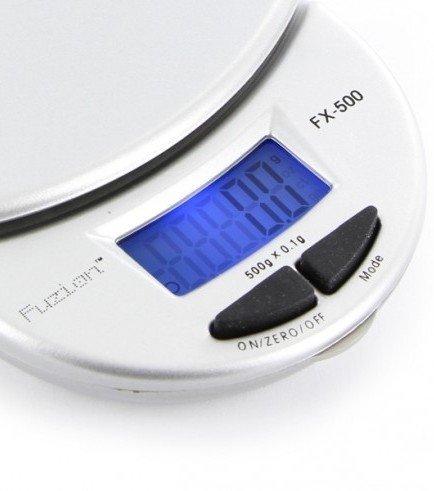 Digital Scale Fuzion FX-500 (500 x 0.1g)
