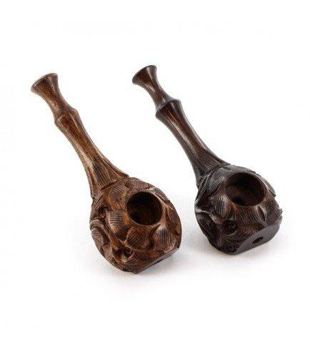 Wooden Pipe Mini Bulb