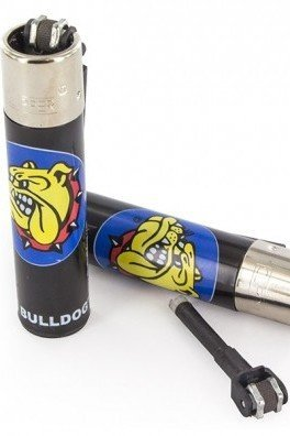 Bulldog Clipper Lighter