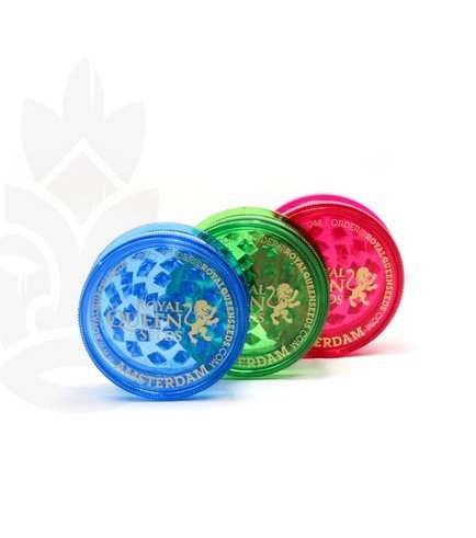 Acrylic Cannabis Grinder Royal Queen Seeds