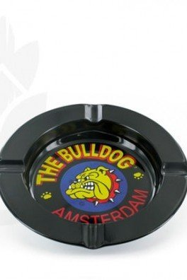 Aluminium Ashtray Bulldog