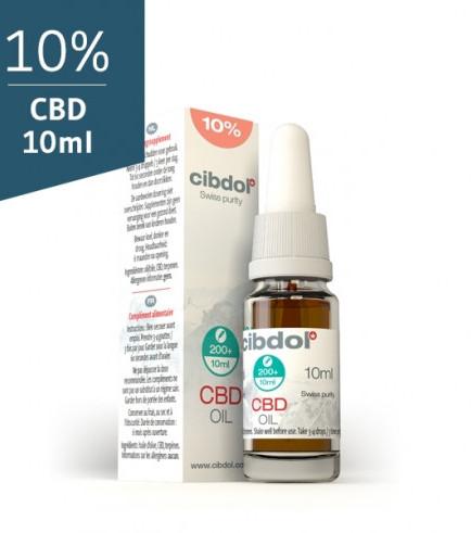 Cibdol CBD Oil (10% CBD)