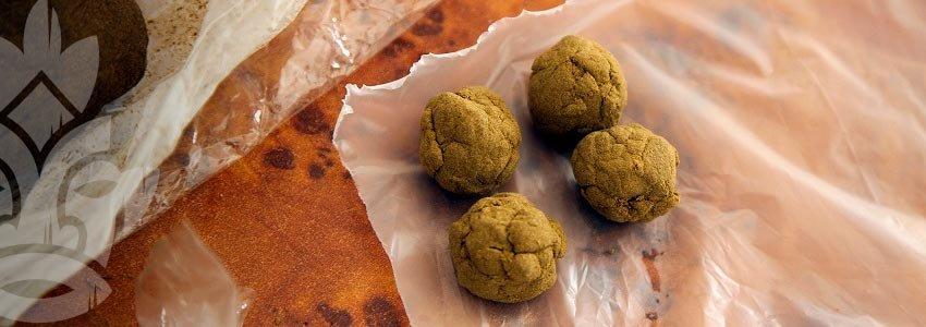 Hashish balls
