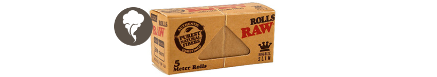 Rolling Papers RAW on Roll