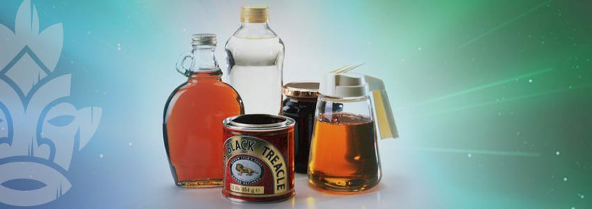 DIFFERENT TYPES OF MOLASSES