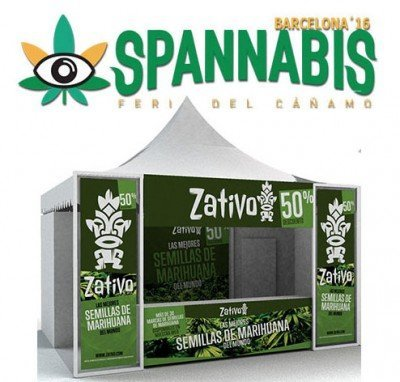 Visit us at Spannabis 2016 in Barcelona!