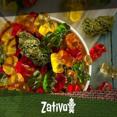 Cooking With Cannabis: Ganja Gummy Bears