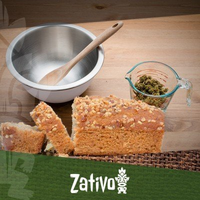 Cooking with Cannabis: Cannabis Banana Bread
