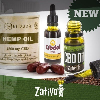 Lots Of New CBD Products In Our Assortment!