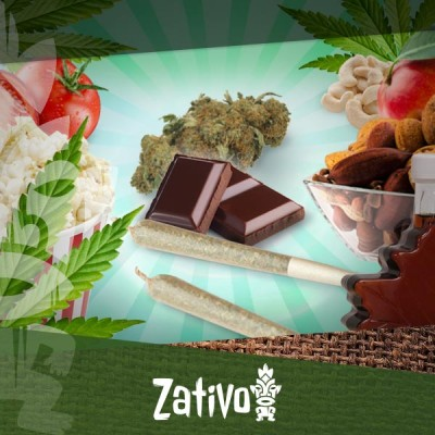 Top 5 Healthy Snacks for Stoners
